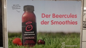 Werbung Foto